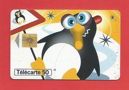 TELECARTE 50 U TIRAGE 1000 000 EX. Voici L'hiver Qui Revient - Jahreszeiten
