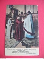 Bolgarski Decki Prejemajo Sv.obhajilo Za Dobrotnike.Vsakdanji Kruh.Semenisce Kara-Agac (Odrin).Obhajilo Po Vzhodnem Obre - Bulgaria