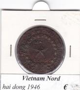 VIETNAM DEL NORD   HAI DONG  ANNO 1946  COME DA FOTO - Vietnam