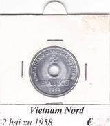 VIETNAM DEL NORD   2  HAI XU  ANNO 1958  COME DA FOTO - Vietnam