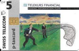 Swiss Telecom: 09/96 Telekurs Financial - Schweiz
