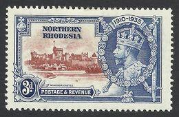 Northern Rhodesia, 3 P. 1935, Sc # 20, Mi # 20, MH - Rhodésie Du Nord (...-1963)