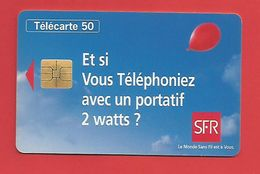 TELECARTE 50 U TIRAGE 5000 000 EX. S F R - Téléphones