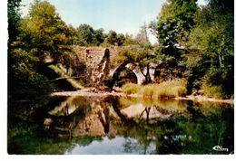 ^ La Salvetat Sur Agout - Vestiges D'un Pont Romain Sur La Vèbre - La Salvetat