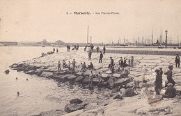 13 / MARSEILLE / LES PIERRES PLATES /  NANCY 3 - Marseilles
