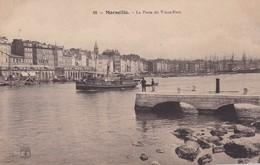 13 / MARSEILLE / LA PASSE DU VIEUX PORT /  NANCY 88 - Marseille