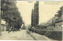 Heppen. School Der Zusters Van Maria. Ecole Des Soeurs De Marie. - Leopoldsburg