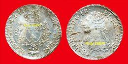 """France Louis XVI 356a TB 1785Pau De 1 Ecu Aux Lauriers Du BEARN 41mm Tranche En Relief """"DOMINE SALVUM FAC REGEM"""", 29,488 - 987-1789 Royal"""