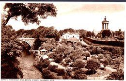 Burn's Monument And Banks O'Doon Alloway Ayr - Ayrshire