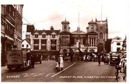 Market Place Kingston On Thames - London Suburbs