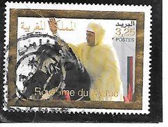 TIMBRE OBLITERE DU MAROC DE 2009 N° MICHEL 1659 - Marokko (1956-...)