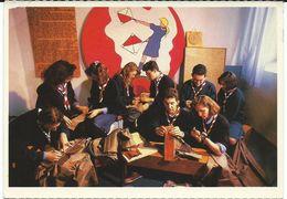 Scouting Postcard - Associazione Guide E Scouts Cattolici Italiani. Italian Scout Federation - Pfadfinder-Bewegung