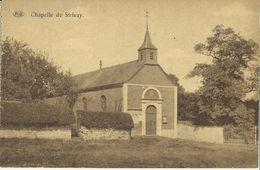 Chapelle De Strivay.   ( 2 Scans ) - Neupre