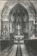 Hurwenen, Zonder Titel (afgebeeld Is Het Interieur Van De RK Kerk) (originele Fotokaart / 2 X Scan) (gemeente Maasdriel) - Non Classificati