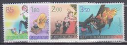 LIECHTENSTEIN           2007          N .   1379 / 1382        COTE   18 . 50  Euros - Liechtenstein