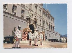 La Relève De La GARDE PRINCIÈRE - Palais De Monaco - Animée - Palazzo Dei Principi