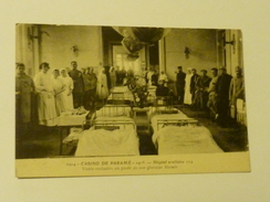 ILLE ET VILAINE-1914-CASINO DE PARAME-1916-HOPITAL AUXILIAIRE 114-ANIMEE - Parame