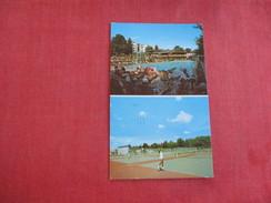 Tennis Hotel Brickman  So. Fallsburg NY  -ref 2772 - Tennis