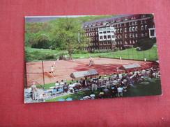 Tennis Homestead Hotel  Hot Springs Virginia   -ref 2772 - Tennis