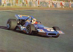 Jackie Stewart  -  March-Ford V8 701  -  Grand Prix D'Espagne 1970 -  Carte Postale - Grand Prix / F1