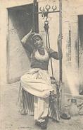 Tunesie, Femme Arabe - Tunesië