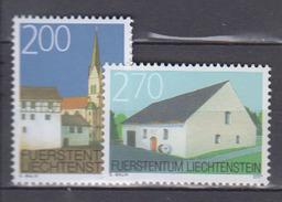 LIECHTENSTEIN           2007          N .   1408 / 1409        COTE   10 . 00  Euros - Liechtenstein