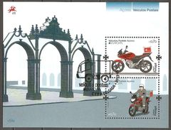 Portugal Azoren Acores Azores 2013 Europa Cept Michel Bl. 52 (585-86) Used Oblitéré Gestempelt Cancelled Oo - Europa-CEPT