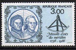 FRANCE : N° 2428 ** (Maupertuis Et La Condamine) - PRIX FIXE : 1/3 De La Cote - - Unused Stamps