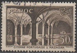 MAROC  N°360 __OBL VOIR SCAN - Maroc (1891-1956)