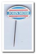 JOHN MOIR - Pins