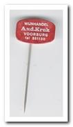 A. V.d. Kruk Wijnhandel Voorburg - Pins