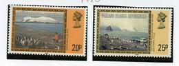 1985 - FALKLAND ISLANDS DEPENDENCE - Mi. Nr.  88III/89III -  NH -  (UP.70.1) - Falkland