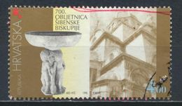 °°° CROAZIA - Y&T N°453 - 1998 °°° - Croatia