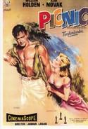 CPM Affiche De Film Spanish Posters PICNIC W HOLDEN K NOVAK - Affiches Sur Carte