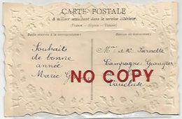 Ginoux Marie, Dite L'Arlesienne, Proprietaria Del Cafè De La Gare Di Arles, Ritratta Da Van Gogh E Gauguin. - Autografi
