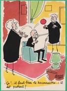 Illustrateur - Jacques Faizant - Les Vieilles Dames - Editeur: Yvon N°41 - Faizant