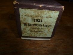 Rouleau Ancien Pour Piano Mécanique 7054 Diewachtparade Kommt, Charakterstück R. Eilenberg, Mit  Genehmigung.. Magdeburg - Objets Dérivés