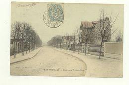 78/ CPA - Les Mureaux - Boulevard Victor Hugo - Les Mureaux