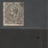 Spain1877: Edifil185 Cat.Value $24 - Usados