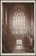 Unidentified Church Interior, C.1910s - RP Postcard - Postcards