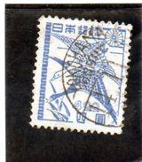 B - 1952 Giappone - Oche Selvatiche - Used Stamps