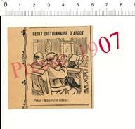 Humour 1907 Pet Mauvaise Odeur Messe ? Bancs église  216PPF4C - Vieux Papiers