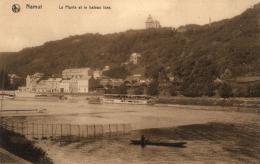 BELGIQUE - NAMUR - La Plante Et Le Bateau Luxe. - Namur