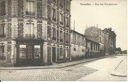 """Versailles : Rue Des Condamines. Alimentation """"à L'espérance"""". Rare Cliché! - Versailles"""