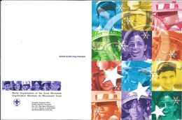 Scauting Postcard - The European Scout Office. New Year / Bonne Annee - Scoutisme