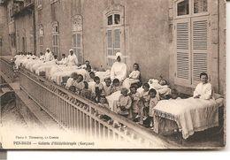 Pen Bron - Galerie D'Héliothérapie ( Garçons ) - Le Croisic