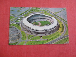 DC Stadium  Washington Redskins.Washington Senators  Football & Baseball   -ref 2772 - Cartes Postales
