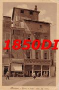 MANTOVA -  CASA IN TERRA COTTA DEL 1414  F/PICCOLO VIAGGIATA  ANIMATA - Mantova