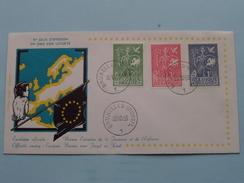Bureau Européen De La Jeunesse Et De L'Enfance 1953 Europees Bureau Voor Jeugd En Kind ( Zie Foto ) ! - 1951-60