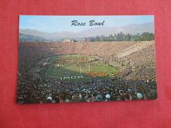 Rose Bowl Football Game Pasadena California -ref 2772 - Cartes Postales